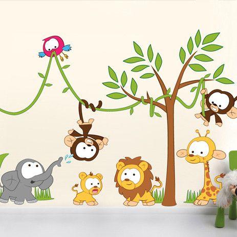 Best Nursery Nursery Nursery Images On Pinterest - Nursery wall decals amazon
