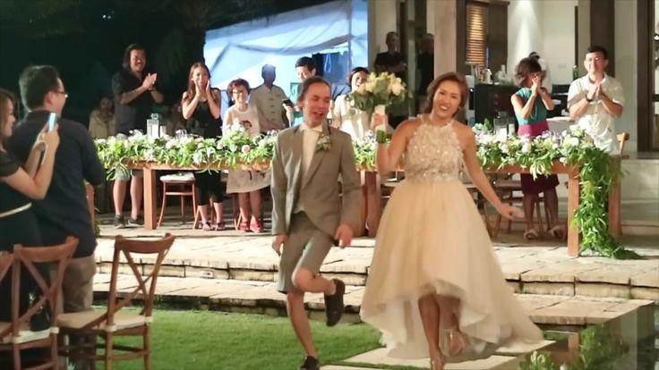 WEDDING BAND BALI - GLO Band Bali at Sinaran Surga - YouTube