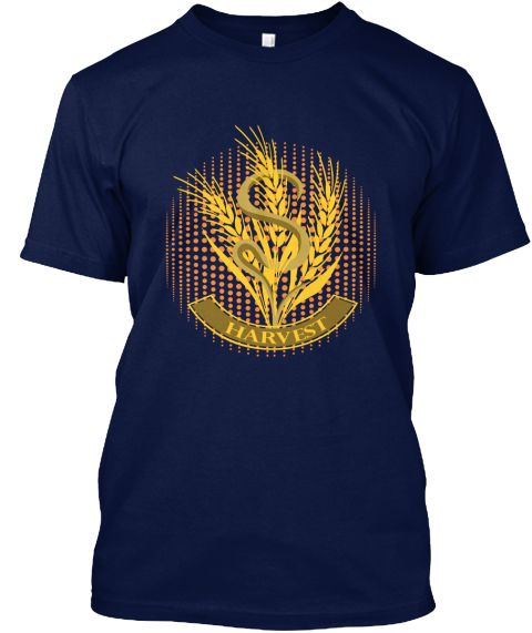 Harvest Navy Kaos Front
