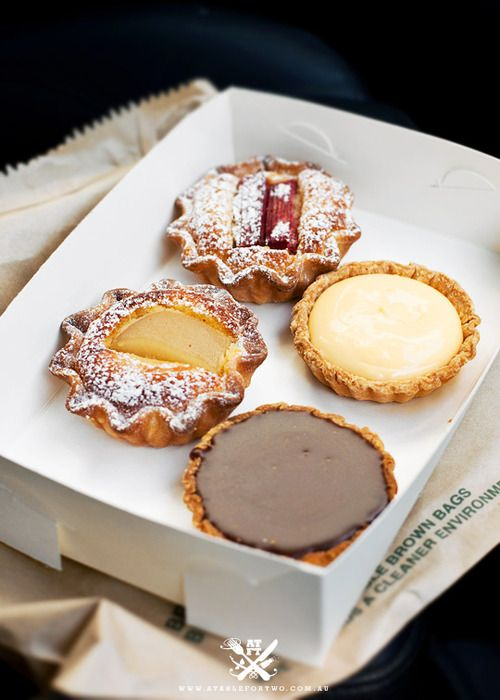 tarts <3 I will be making some or purchasing some from a very prestigious bakery for my sister and her grooms room for a midnight snack if they so wish :)