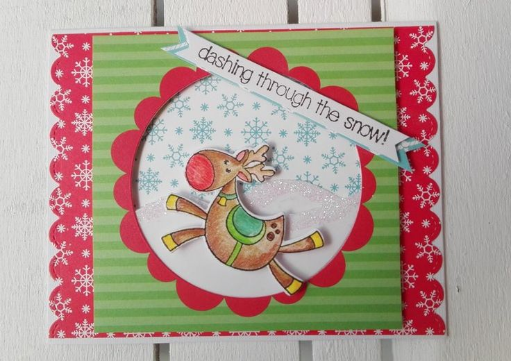 CHRISTMAS+TIME+POP-UP+CARD - Scrapbook.com #clearlybesotted #doodlebugdesign #card #christmascard