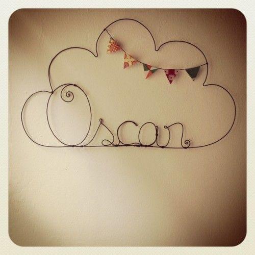 #wolk met naam van je kind | LittleYou