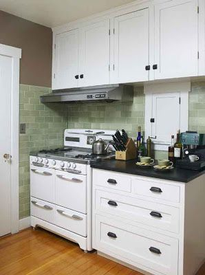 Rose City Bungalow 1913: Kitchen inspiration