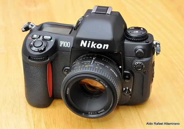 Nikon F100. On its way to me right now. Super excited to start learning film.