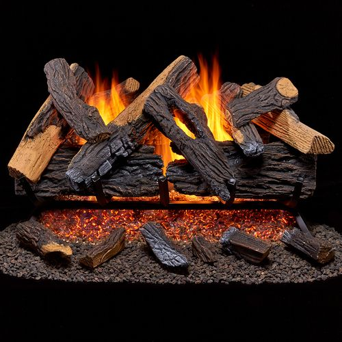 Best 20+ Gas fireplace logs ideas on Pinterest | Gas log fireplace ...