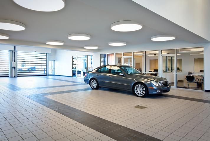 Mercedes Dealership | TAGGART Architects