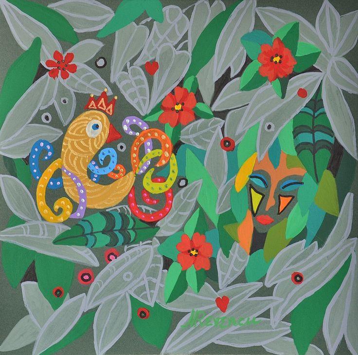 Mimi Revencu Mirabilism Art Dimisca Studio/Gallery