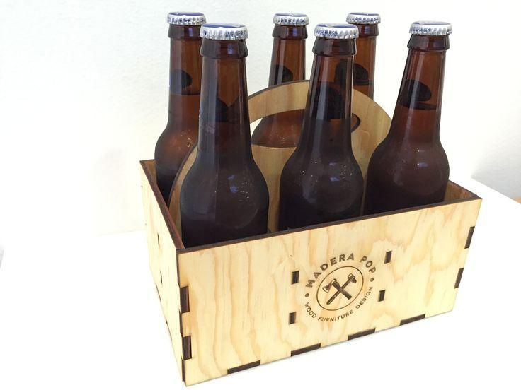 Miren esta idea para regalo de valentines personalizado, cotiza tus ideas con nosotros!!!  |  Look at this gift idea valentines  by elchangarromty  #lasercut #valentines #beer #elchangarromty