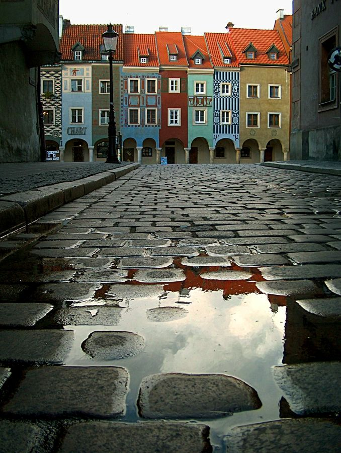 Poznan,Poland...a place I hope to go this summer