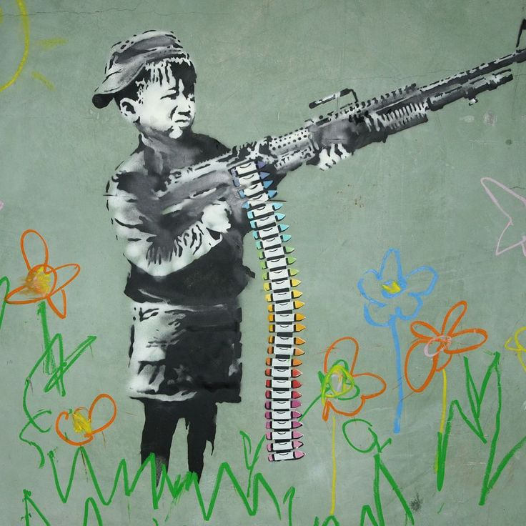 40 Powerful Photos Show Why Bansky Is the Spokesman of Our Generation