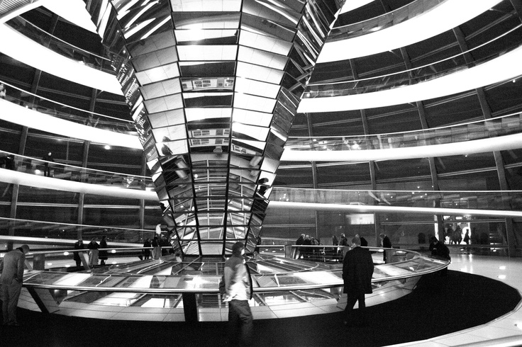 Bundestag, Berlin, 2008  my favorite building