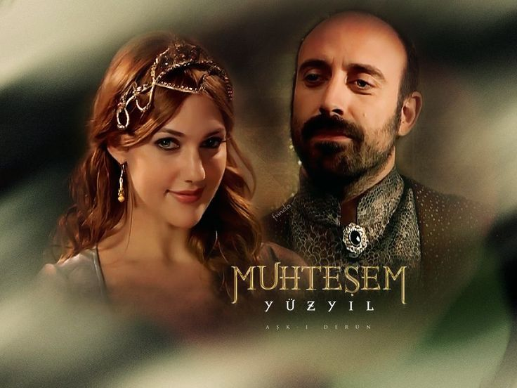 Suleyman ve Hurrem