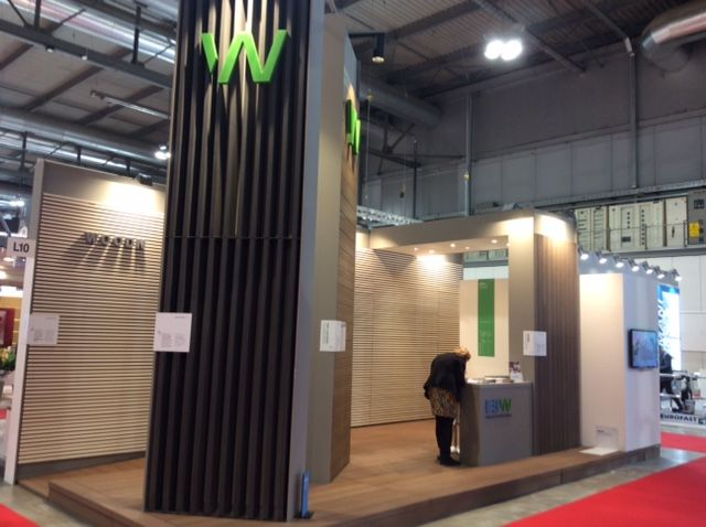 Lo stand @woodnindustries al #Madeexpo è pronto ad accogliervi! Non mancate.  Passate a trovarci! #Madeexpo #Made #milano #FieraMilanoRho #RhoFiera #Rho #Edilizia #Design #Legnocomposito #woodcomposite #wood #woodn #greenwood