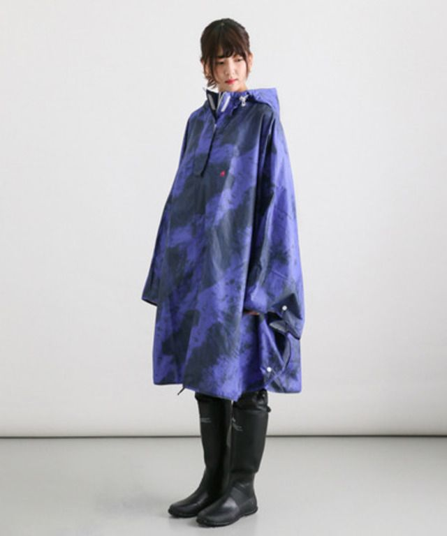 FAVRICA - [UR SELECT] Mountain Rain Poncho