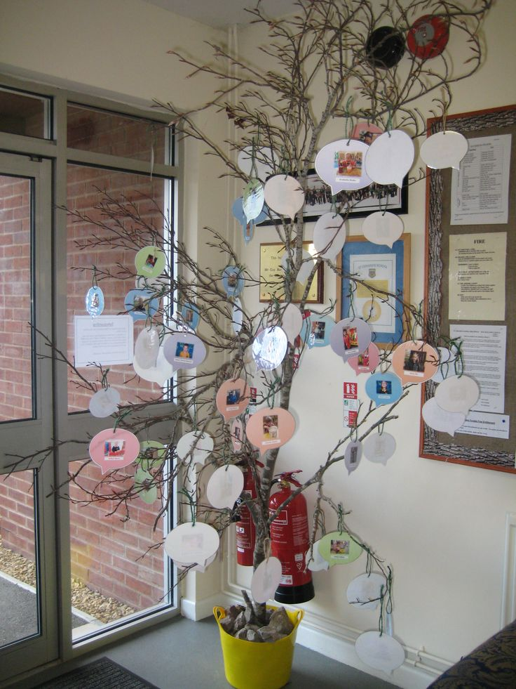Our Welcome Tree