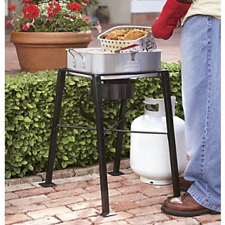 Double Outdoor Fryer from Ginny's ®