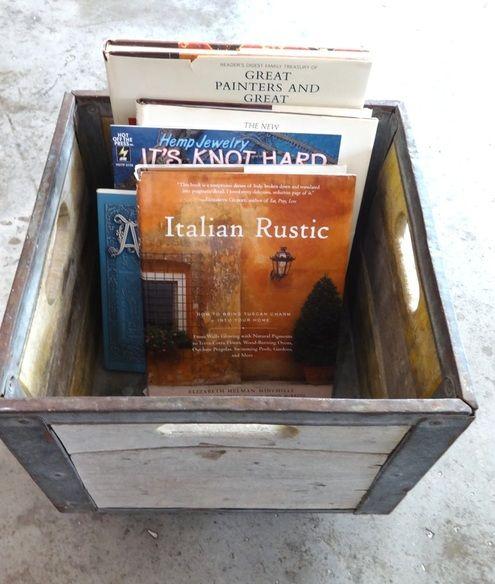 Square Rolling Box