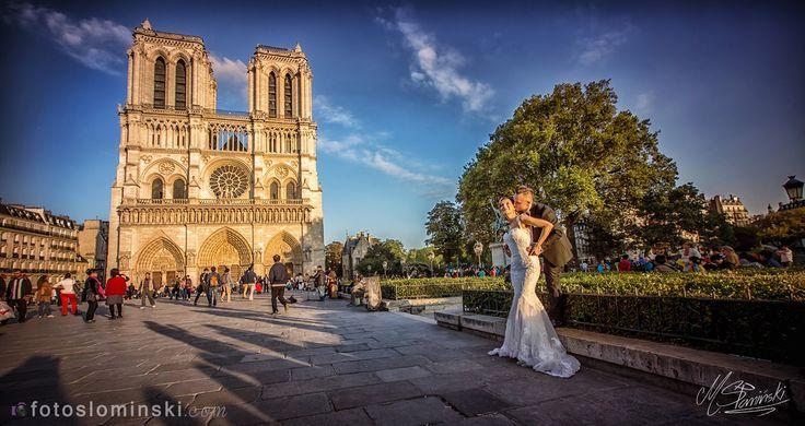 Katedra #NotreDame #Paryż - Sesja #ślubna -http://ift.tt/17ff5pJ #ZdjęciaSłomińskiego Dziś mam dla Was to piękne zdjęcie z Paryża. Jak Wam się podoba ?