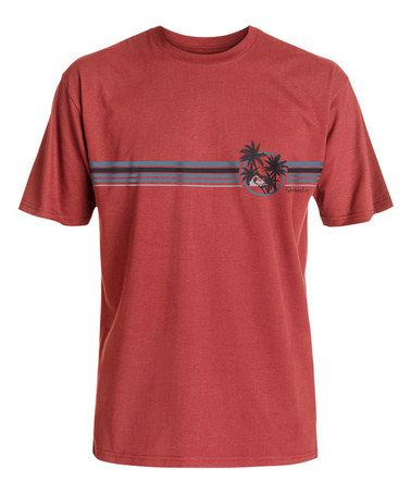 Another great find on #zulily! Red Ochre Feeling Fine Screen Tee #zulilyfinds