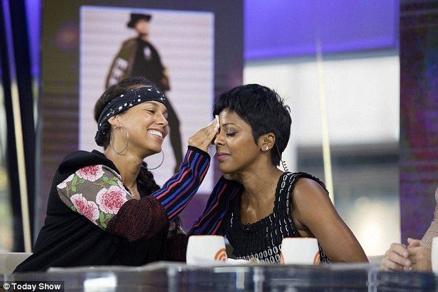 A movement: The show's anchors, including Tamron Hall, were inspired to join her