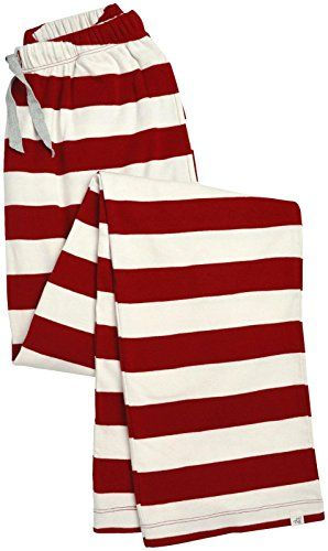 Introducing Burts Bees Baby Mens Organic Rugby Stripe Lounge Pant Cranberry Large. Great product and follow us for more updates!