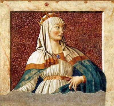 Andrea del Castagno, Queen Esther, 1450