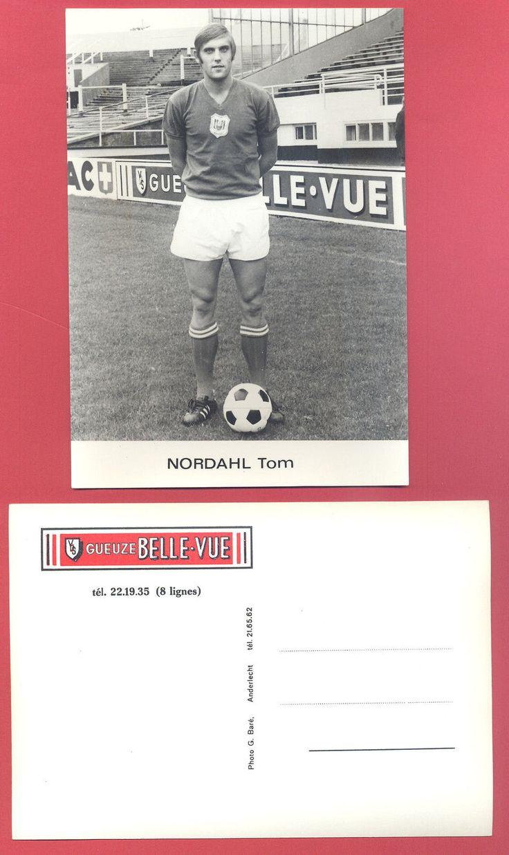 Carte Postale R S C A TOM Nordahl Gueuze Belle VUE | eBay