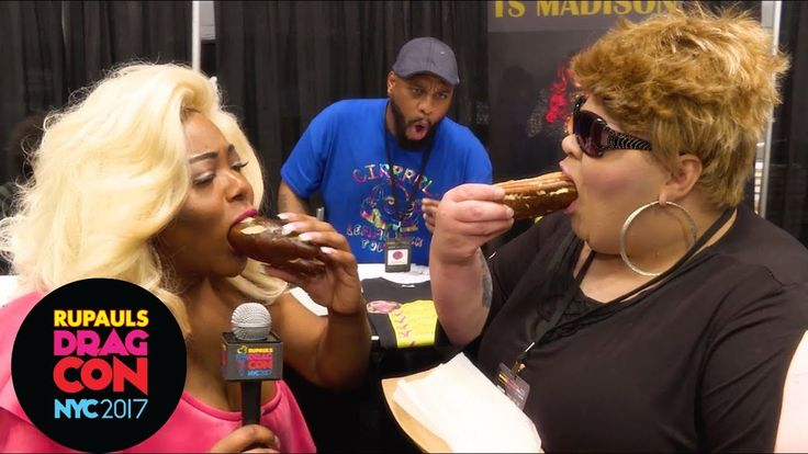 Stacy Layne Matthews & Ts Madison: Lemme Pick You Up at RuPaul's DragCon...