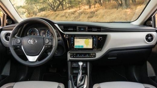 2017 Toyota Corolla Price