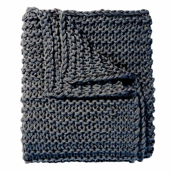 Chain Knit Throw | KmartNZ