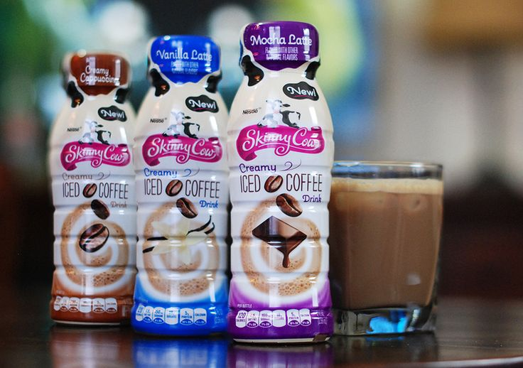 Find out how I get #BackToBalance with NEW SKINNY COW Creamy Iced Coffee | SnackFixation.com #ad