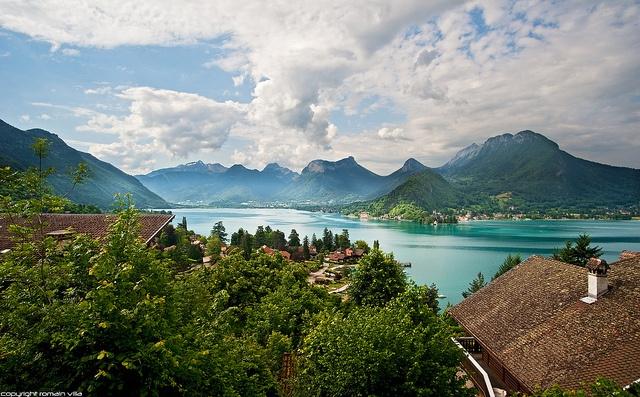 Talloires - Lac d'Annecy - Haute-Savoie by romvi, via Flickr