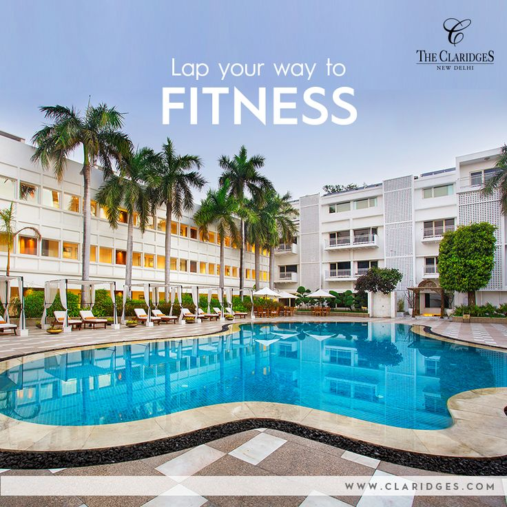 Embrace all round fitness with access to our fitness center facilities - all weather pool, gymnasium and spa by getting the exclusive Claridges FIT membership!   For more information, call +91 11 3955 5000