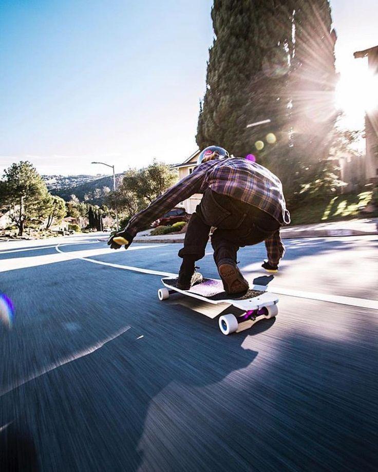 часть катания на скейте фото даже пришлось учить