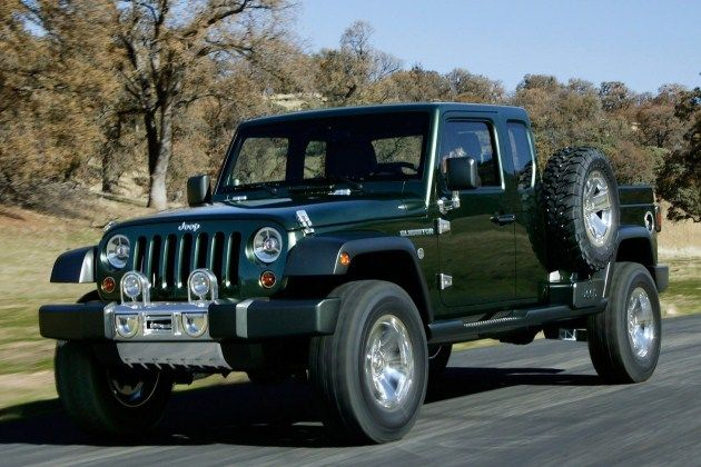 New Jeep Truck coming in 2012???    http://www.autoblog.com/2010/09/17/report-jeep-pickup-coming-in-2012/