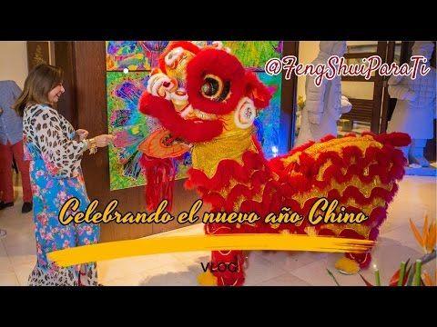 Celebrando el Nuevo Año Chino - Año del Gallo - Feng Shui 2017 - VLOG - YouTube