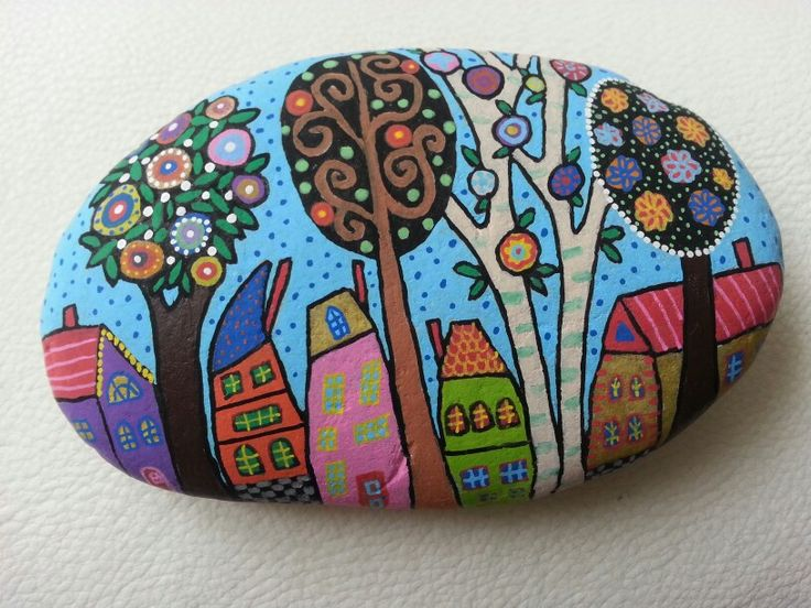 Stone#painting#rock Más