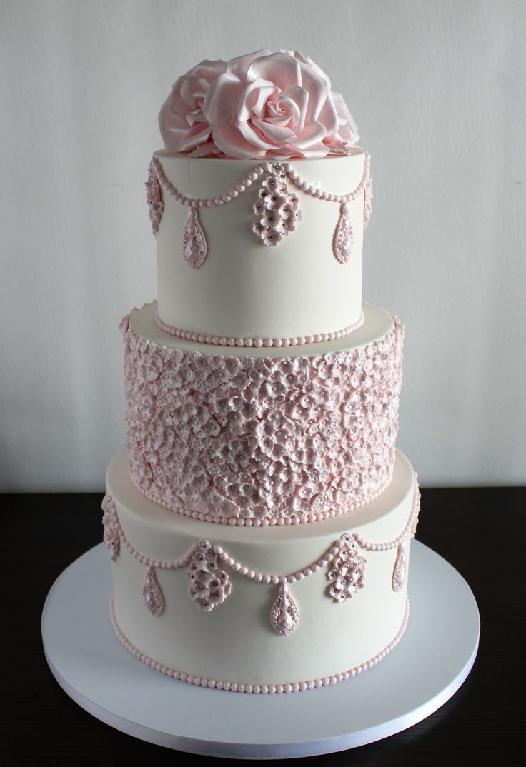 baby pink and white wedding cakes 9 best wedding and tiered birthday cakes images on 11000