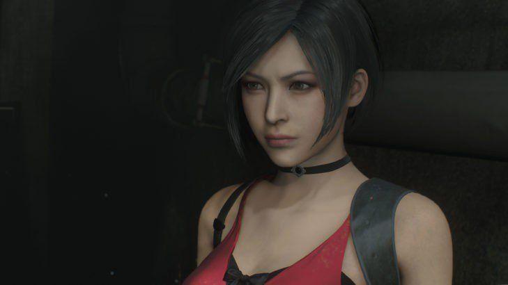 Resident Evil 2 Remake Screenshots Highlight Ada Wong And More