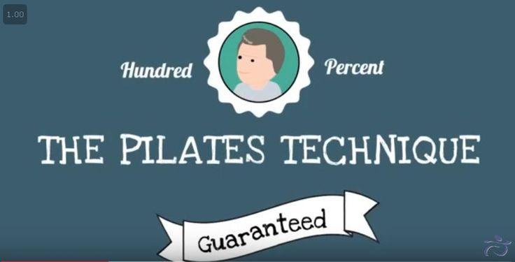 Uma história animada sobre Pilates – Equipe Ivana Henn – Curso de Pilates