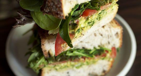 Vegan Herbed Avocado Spread. | Veganism. | Pinterest