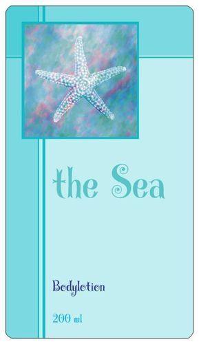 Bodylotion sehr trockene Haut, The Sea