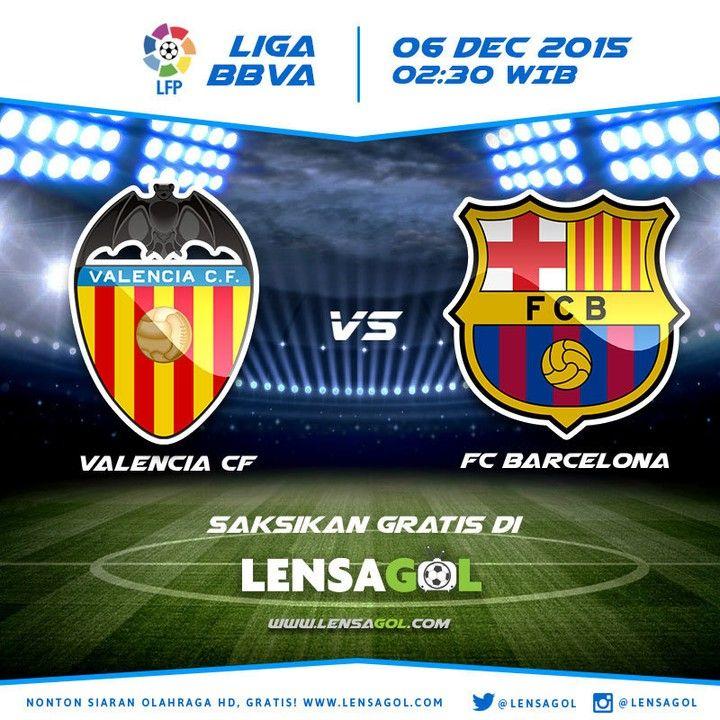 UPCOMING MATCH  LIGA BBVA | 6 Dec 2015 | 02:30 WIB  Valencia vs Barcelona  saksikan gratis hanya di lensagol.com  link nonton :  http://ift.tt/1XPU3AX  Salam lensa GOL !  #valencia #Barcelona #lensagol #epl #premierleague #lfp #laliga #bundesliga #uefa #uefacl #ligue1 #eredivisie #jleague #spfl #football #live #nontonbola #nontonbolagratis #streamingbolagratis #streaming #highlights by lensagol