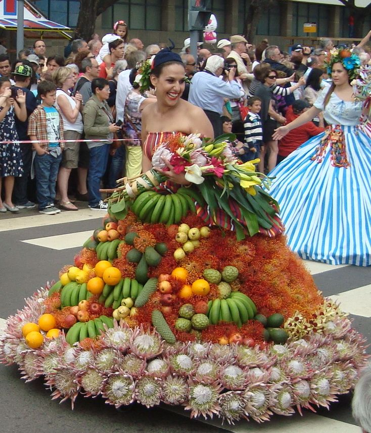 Flower Festival Parade 2015- Funchal, Madeira