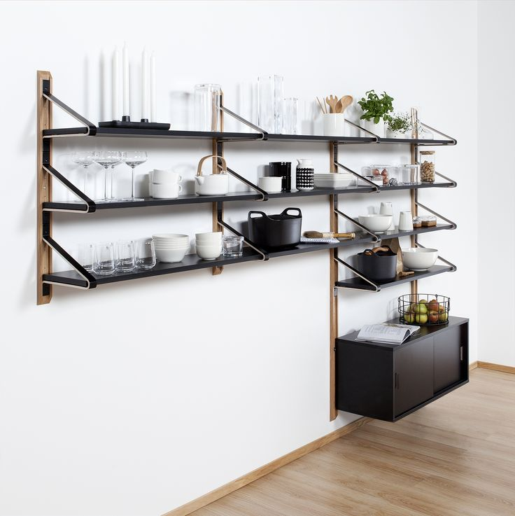 LINK - hyllystö on puinen, helposti muunneltava sekä erilaisiin sisustuksiin mukautuva monipuolinen sarja. Nurmelan valmistama LINK on ensi esittelyssä Suomessa, Habitaressa! #habitare2015 #tapioanttila #nurmela #furnituredesign  #finnishdesign #design #sisustus #messut #helsinki #messukeskus