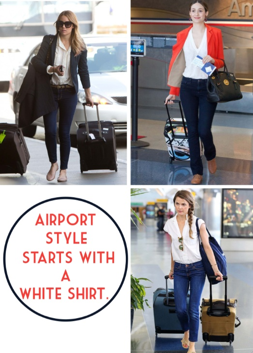 Airport Style from Shannon Darrough