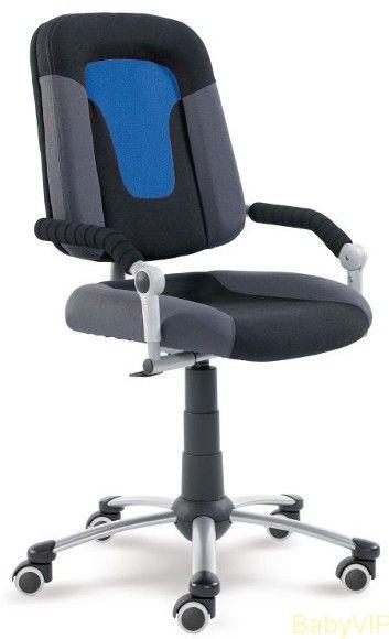 Krzesło do biurka FREAKY SPORT czrno-niebieskie-antracyt / Mayer - Krzesła do biurek Mayer / Krzesła dla Dzieci / Meble dla dzieci - Baby Vip
