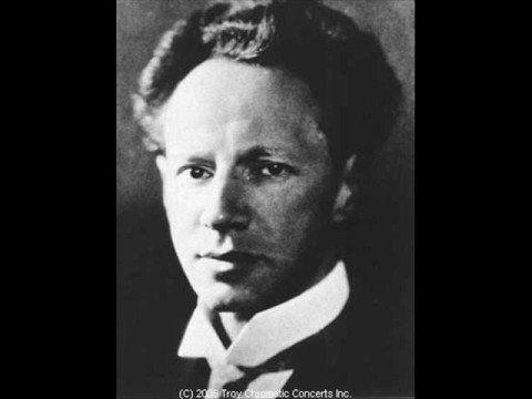 Bach-Saint Saens Bouree Gabrilowitsch Rec 1925