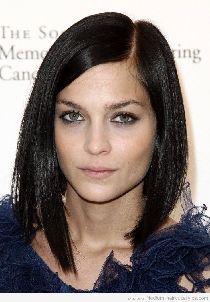Medium Bob Hairstyles | Medium Layered Bob Hairstyles 2013