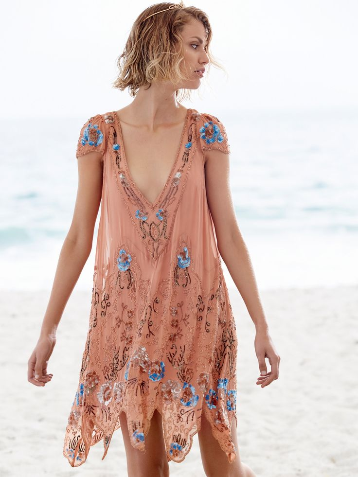 Magic Garden Party Dress at Free People Clothing Boutique